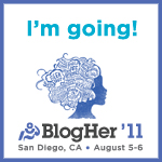 BlogHer 2011 Adventure Ahead