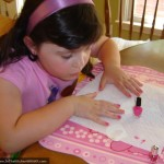 Wordless Wednesday – Pretty Pink Nails