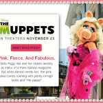 Disney's The Muppets Coming to Theaters this Thanksgiving!