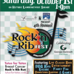 Annual Rock 'n Rib Fest Returns to Lawrenceville