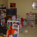 Extreme Makeover – Playroom Edition