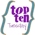 Top Ten Tuesday – Fall Flavors