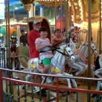 Wordless Wednesday – Carousel Happiness