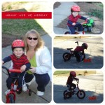 Mommy and Me Monday – By Golly, I think He's Got It!