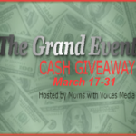 Blogger Sign Up Is Open For The Grand Event Cash G!veaway #GrandEvent