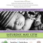 The Don't Miss Event For Expectants – #Atlanta Baby & Child Expo Sat, May 12th