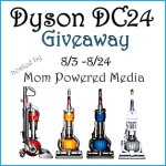 Want to Join in on Giving Away a Dyson DC24? {Blogger Opportunity}