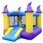 Bouncing Family Fun in Your Own Backyard With Your Own Bounce House