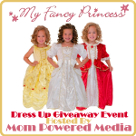 Inspire Imagination With Dress Up Time and My Fancy Princess Dress G!ve Away