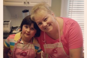 Spending Time Together Cooking – Mommy and Me Monday