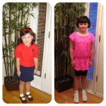 Back To School – Mommy and Me Monday