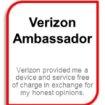 Verizon Ambassador Badge