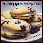 Blueberry Lemon Whoopie Pies for a Holiday Cookout #SundaySupper