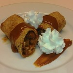 caramel apple enchiladas 1