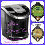 Coffee Lovers – Check Out This Keurig Vue Up for Grabs!