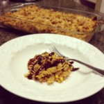 Creamy Barbecue Turkey Pasta 1