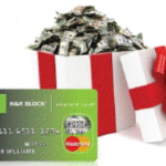 HR Block 300 Gift card giveaway