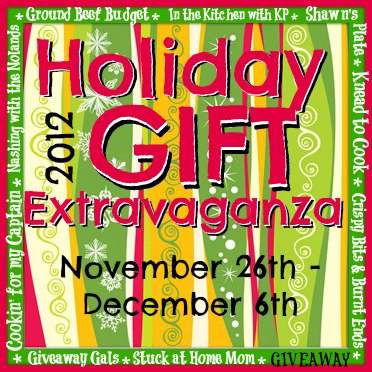 A Foodie Themed Holiday Gift Extravaganza With 18 Chances to Win!
