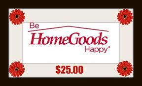 $25 Walmart & $25 Home Goods gift card Giveaway [Plus 16 More ...
