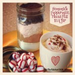 Homemade Peppermint Mocha Mix In a Jar #SundaySupper #HolidayGift