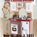 Cook Up Some Fun Step2 Fresh Accents Kitchen {Giveaway}
