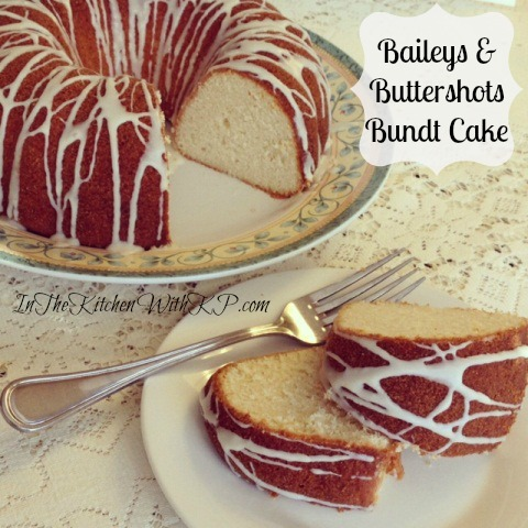 Baileys and Butterscotch Bundt Cake 1
