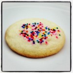 Sprinkle Sugar Cookie
