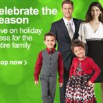 Festive Holiday Fashions & Sears #styleSURPRISE Sweepstakes