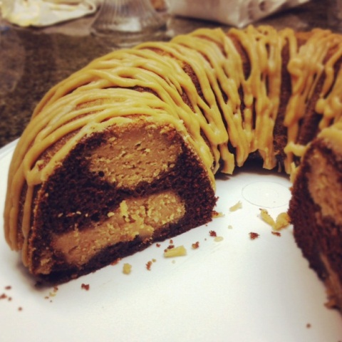 Peanut Butter Cake From Box Mix