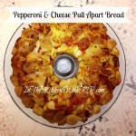 Pepperoni Pull Apart Bread Perfect for a Super Bowl Crowd
