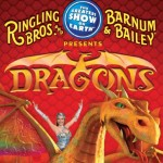 Ringling Bros and Barnum & Bailey® DRAGONS @PhilipsArena and @GwinnettArena #RBBBATL