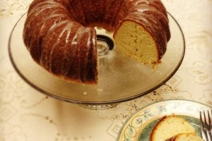 Tangy Key Lime Bundt Cake #BundtAMonth