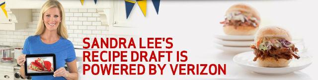 Verizon Recipe Draft Contest 1
