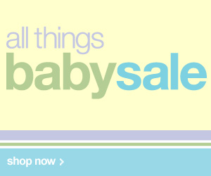 Get Ready! The @Sears All Things #Baby Sale Is On Now!