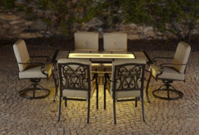 lighted Patio_Sears #GrillingIsHappiness