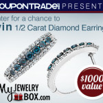 Diamonds Are A Girl's Best Friend – Want To W!N Your Own?