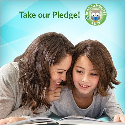 LeapFrog Reading Pledge