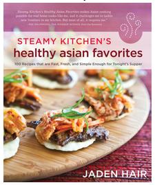 Steamy Kitchen Healthy Asian Favorites
