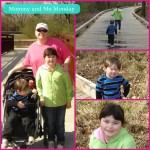 Mommy and Me Monday – A Walk in the Park