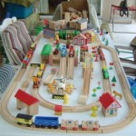 Wordless Wednesday – Trains, Trains and More Trains