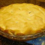 Sunday Comfort Food – Chicken Pot Pie