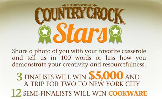 Country Crock Stars