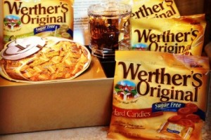 #WerthersSugarFree Same Buttery Caramel Flavor But Only 8 Calories