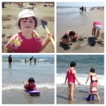 Hot Sun, Cool Waves, & Great Friends at the Jersey Shore – Mommy and Me Monday