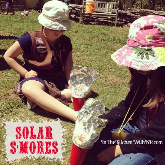 Solar S'more Instagram Fun June Photo A Day LuvSoFab CBias