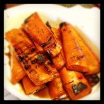 Firing Up the Grill for Balsamic & Honey Glazed Carrots