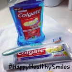 Arm Yourself with Colgate Total Advanced for Tooth Protection @ColgateSmile
