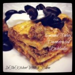 Ground Turkey Deconstructed Enchiladas For a Back To School #SundaySupper