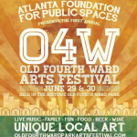 Check Out The Old Fourth Ward Park Arts Festival June 29-30 #Giveaway