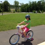Biking in Fowler Park – Wordless Wednesday